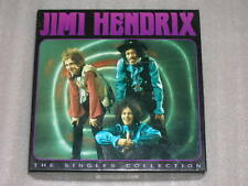 JIMI HENDRIX, THE SINGLES COLLECTION, 10 CD BOX SET (NEW)