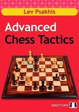 ADVANCED CHESS TACTICS - NEW PAPERBACK BOOK