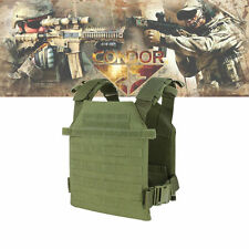GILET TATTICO ULTRA PIATTO JPC- BLACK CONDOR Sentry Lightweight Plate Carrier