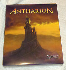 AntharioN Limited Edition Kickstarter RPG Video Game DRM-Free !