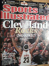 SPORT ILLUSTRATED May 25 - 2009 - Lebron JAMES - Michael PHELPS