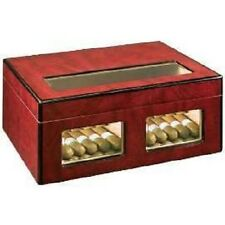 Don Salvatore Palermo Cigar Humidor 50 Count    New  Don Antonio Collection