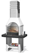 Continental Masonry BBQ Chimney Stone. THE SILA