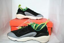 Nike Air Footscape Sample Black Gray Green Neon Size 9 Supreme deadstock