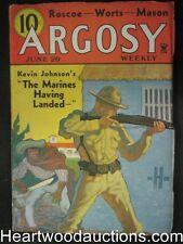 Argosy June 29,  1935 Singapore Sammy