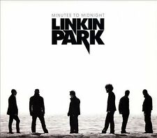 Linkin Park: Minutes to Midnight Clean Audio CD