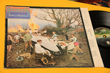 NAZARETH LP MALICE IN WONDERLAND ORIG ITALY 1980 EX