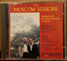 SHEFFIELD LAB CD 26: THE MOSCOW SESSIONS Volume 2 - OOP 1987 USA Factory SEALED