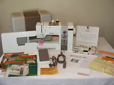 Bernina 930 Record Sewing Machine One Owner Just Serviced
