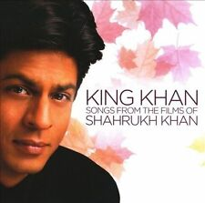 KHAN,SHAHRUKH-King Khan - Songs From The Fil CD NEW