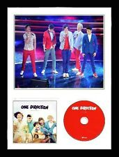 One Direction / Limited Edition / Framed / Photo & CD Presentation / Up All Nigh