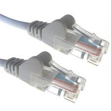BEIGE 25m RJ45 Cat5e Ethernet Network LAN Patch Internet Cable