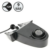 Extended Roof Camera 120° View Infra-red Lights 30ft Night Visibility waterproof