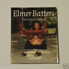 ELMER BATTERS Passion for Taschen Pocket mini erotic art book series #erotica