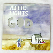 Attic Lights - God - music cd ep