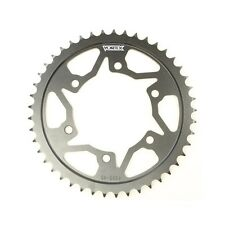 Vortex 530 43T Black Steel Rear Sprocket for Yamaha 98-14 YZF R1 YZF-R1 438S-43