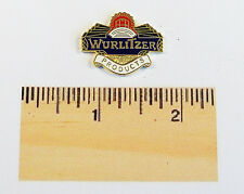 WurliTzer Theatre Organ Products Pin ***Real Nice***