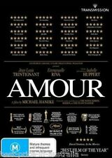 Amour DVD TOP 250 MOVIES BRAND NEW SEALED BEST MOTION PICTURE FILM R4