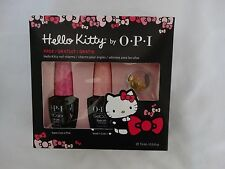 OPI Hello Kitty Collection GelColor Soak-Off Gel Polish Duo With Charm