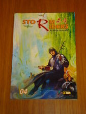STORM RIDERS VOL 4 COMICS ONE WING SHING MA GRAPHIC NOVEL   9781588991454