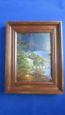 petit cadre porte photo en bois