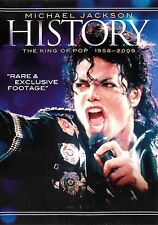 Michael Jackson History ~ The King of Pop 1958-2009 ~ DVD