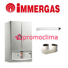 CALDAIA IMMERGAS VICTRIX EXA 24 KW A CONDENSAZIONE + KIT COASSIALE- New Erp