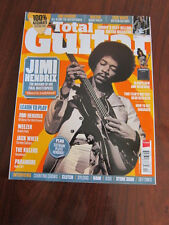 Total Guitar 4/13 Jimi Hendrix Counting Crows Clutch Kiss Sylosis Haim Deftones