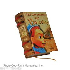 The Adventures of Pinocchio Miniature Book in English 470 pages illustrations