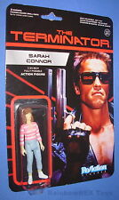 "SARAH CONNOR from THE TERMINATOR Funko ReAction 3.75""  FIGURE"