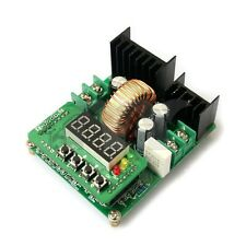 Buck DC-DC Digital Control Step-down Converter Power Supply Module 6-40V 6A 240W