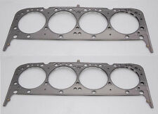 "Cometic MLS Head Gasket SBC Small Block Chevy V8 262 302 350 400 4.165"" (PAIR)"