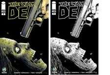 Walking Dead Wizard World ComiCon Pittsburgh Exclusive Color BW Cover Jim Rugg