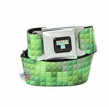 New Tetris Nintendo Green Seat Belt Belt