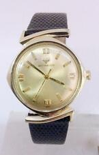 Vintage 10k Goldfilled WITTNAUER Mens Wind Watch c1955 Cal.11WSG2 BEAUTIFUL LOGS