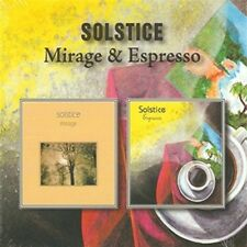 "Solstice: ""Mirage & Espresso""  (2 on 1 Digipak-CD)"
