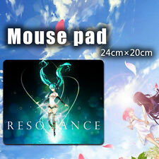 Japan Anime MousePad Mouse Mat Game computer Accessories Hatsune Miku music