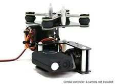 TURNIGY MOBIUS 2 AXIS GIMBAL W AX2206 BRUSHLESS MOTORS W/O CONTROLLER KIT RC