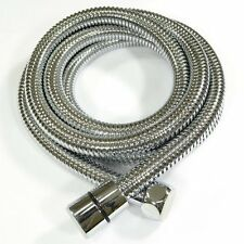 100 Inch Long Shower Hose Extension Stainless Steel Extra Replacement Bath Tub