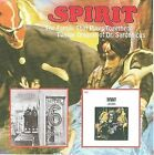 SPIRIT The Family That Plays Together/Twelve Dreams Of Dr. Sardonicus CD NEW