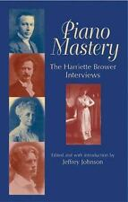 Piano Mastery: The Harriette Brower Interviews (Dover Books on Music)-ExLibrary