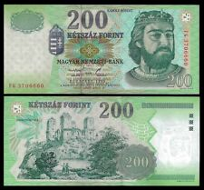 Hungary 200 FORINT 1998 P 178 UNC Serie FG