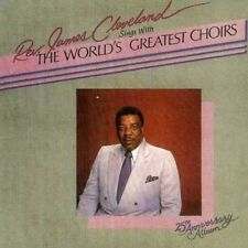 James Cleveland - Sings WithThe World's Greatest Choirs -  New Factory Sealed CD