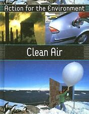 Clean Air (Action for the Environment)-ExLibrary