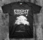 FRIGHT NIGHT - Movie T Shirt (Classic 80's Cult Comedy Horror)