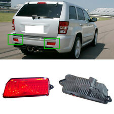 Reflector Housing Lamp Tail Bumper Fog Lights For JEEP Grand Cherokee 2006-2010