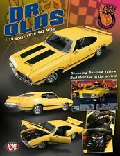 ACME 1970 Oldsmobile 442 W30 Dr. Olds #2  LIMITED EDITION