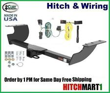 "FITS 2006-2010 DODGE CHARGER, CLASS 3 CURT TRAILER HITCH & WIRING  2"" RECEIVER"