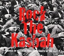 FREE US SH (int'l sh=$0-$3) ~LikeNew CD : Rock the Kasbah: Songs of Freedom From
