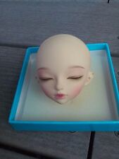 Fairyland BJD Minifee Girl Sleep Head with Face Up Natural